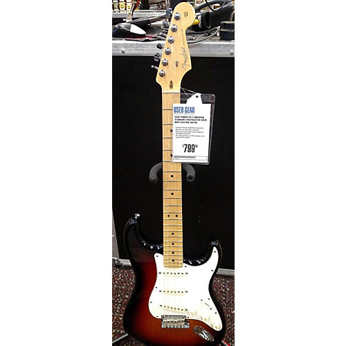 Fender FSR American Standard Stratocaster With TBX And Active Mid Boost Solid Body Electric Guitar-thumbnail