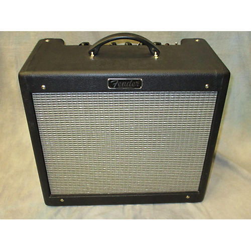 Fender FSR Blues Jr III Tube Guitar Combo Amp-thumbnail
