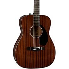 Fender FSR CC-60S All-Mahogany Acoustic Guitar