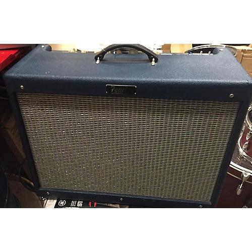 Fender FSR Hot Rod Deluxe 40W 1x12 Blue Tube Guitar Combo Amp