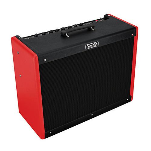 Fender FSR Hot Rod Deluxe III Combo Amp 2-Color Black/Red Wizard