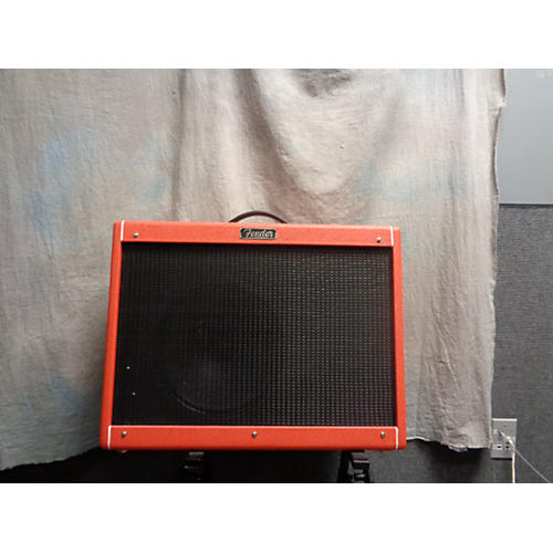 Fender FSR RED OCTOBER HOT ROD DELUXE III Tube Guitar Combo Amp