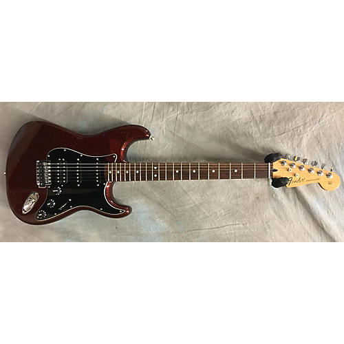 Fender FSR Standard Stratocaster HSS Solid Body Electric Guitar-thumbnail