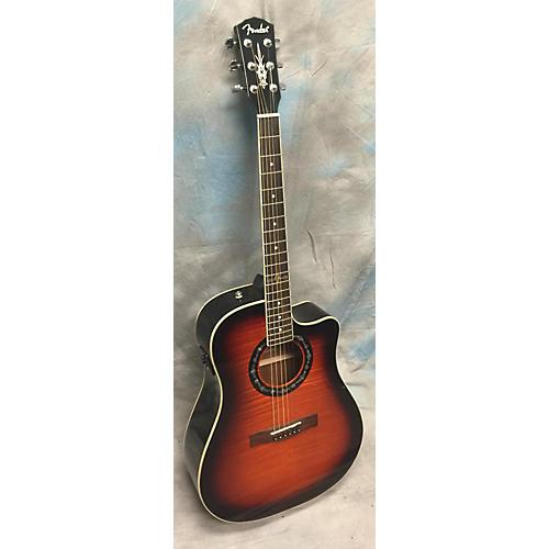 Fender FSR Standard Stratocaster Left Handed Electric Guitar 3-TONE SUNBURST