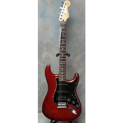 Fender FSR Standard Stratocaster Metallic Candy Red Burst-thumbnail