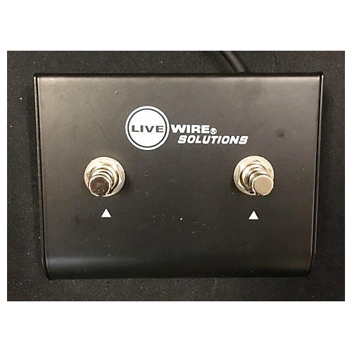 Livewire FSW22 2 Button Footswitch