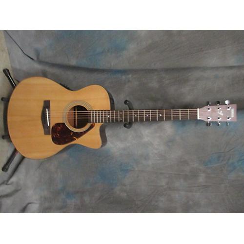 Yamaha FSX315C Acoustic Guitar-thumbnail