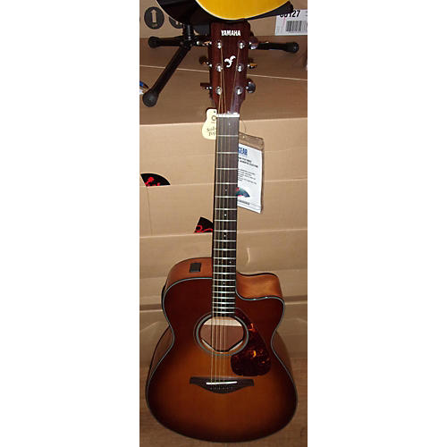 Yamaha FSX700SC Acoustic Electric Guitar-thumbnail