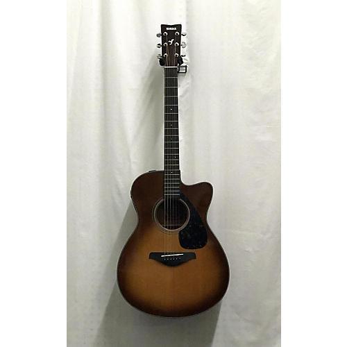 Yamaha FSX700SC Acoustic Electric Guitar-thumbnail