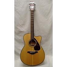 Yamaha FSX700SC Acoustic Electric Guitar
