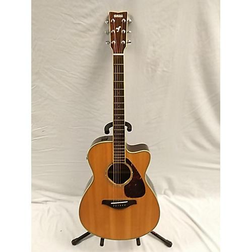Yamaha FSX730SC Acoustic Electric Guitar-thumbnail