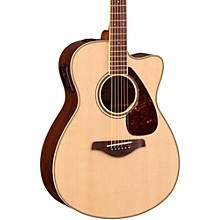 Yamaha FSX830C Acoustic-Electric Guitar Level 1 Natural