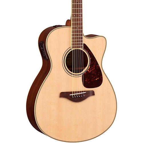 yamaha fsx830c acoustic electric guitar natural guitar center. Black Bedroom Furniture Sets. Home Design Ideas