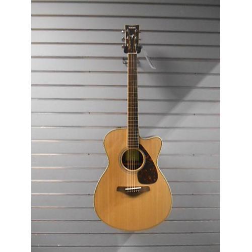 Yamaha FSX830C Acoustic Electric Guitar
