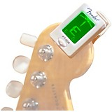 FT-004 Clip-On Chromatic Tuner White