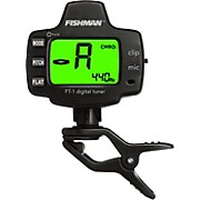 Fishman FT-1 Digital Clip-On Tuner