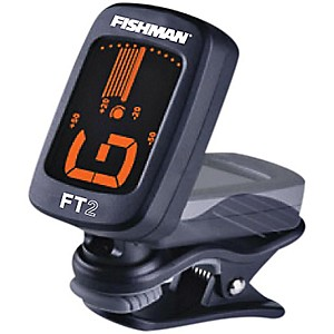Fishman FT-2 Digital Chromatic Clip-on Tuner by Fishman
