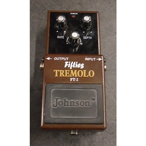Johnson FT-2 Fifties Tremolo Effect Pedal-thumbnail