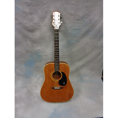 Epiphone FT-200 Acoustic Guitar