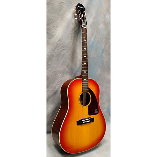 Epiphone FT79 TEXAN Acoustic Electric Guitar