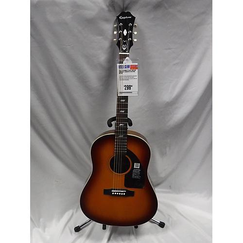 used epiphone ft79vs acoustic electric guitar guitar center. Black Bedroom Furniture Sets. Home Design Ideas
