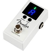Fender FTN 1 Pedal Guitar Tuner Level 1