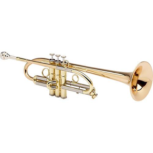 Fides FTR-8015L Symphony Heavy Series C Trumpet Lacquer