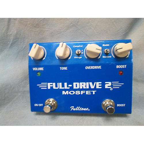 In Store Used FULL-DRIVE 2 Effect Pedal-thumbnail