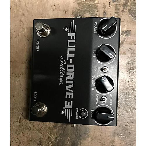 Fulltone FULL DRIVE 3 Effect Pedal-thumbnail