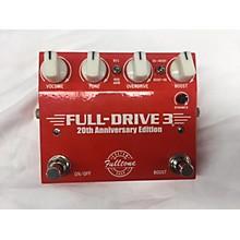 Fulltone FULLDRIVE 3 20TH ANNIVERSARY Effect Pedal