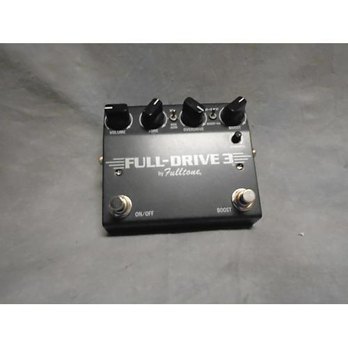 Fulltone FULLDRIVE 3 Effect Pedal-thumbnail
