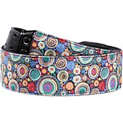 Right On FUNKY Bubbles Special Guitar Strap