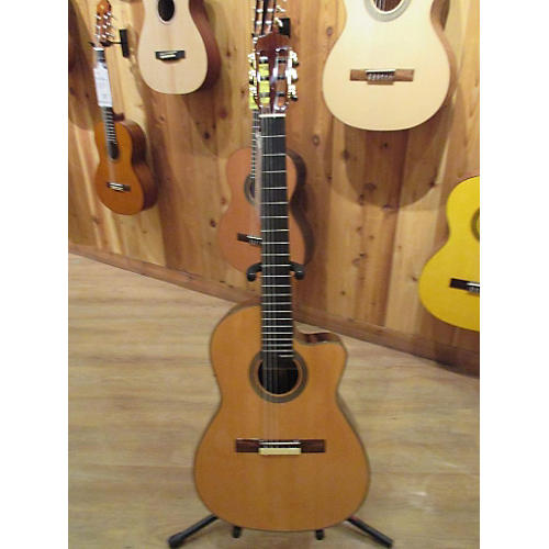Cordoba FUSION 14 NATURAL RS Classical Acoustic Electric Guitar-thumbnail