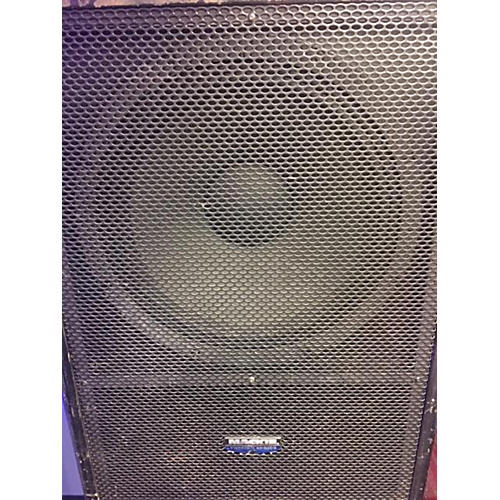 Mackie FUSSION 1800SA/1800S Powered Subwoofer