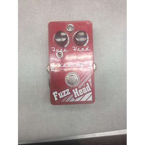 In Store Used FUZZ HEAD Effect Pedal-thumbnail