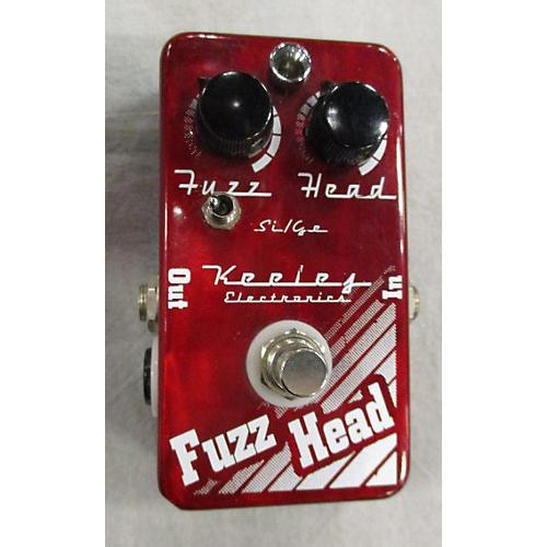 Keeley FUZZ HEAD Effect Pedal