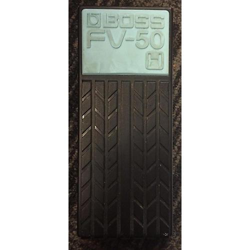 Boss FV50H Pedal