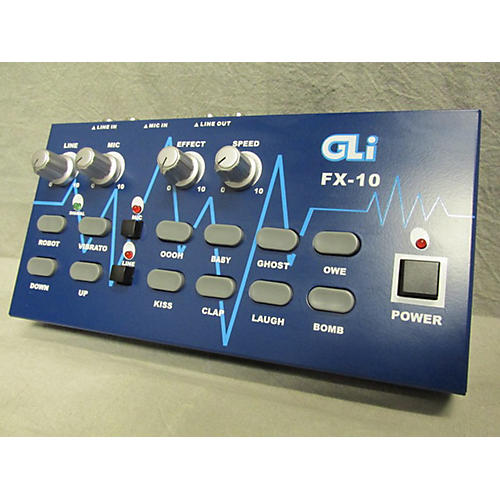 In Store Used FX-10 Vocal Processor-thumbnail