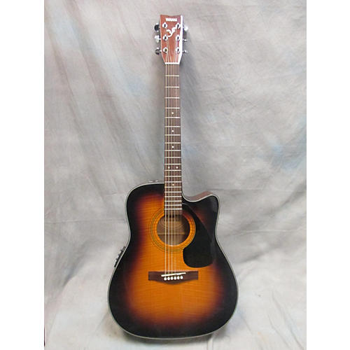 Yamaha FX-340CF TBS Acoustic Electric Guitar