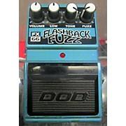 DOD FX 66 Flashback Fuzz Effect Pedal