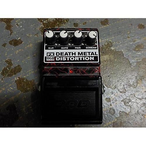used dod fx death metal 86b effect pedal guitar center. Black Bedroom Furniture Sets. Home Design Ideas
