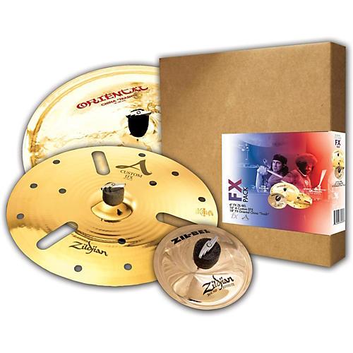 Zildjian FX Series Promo 3-Pack