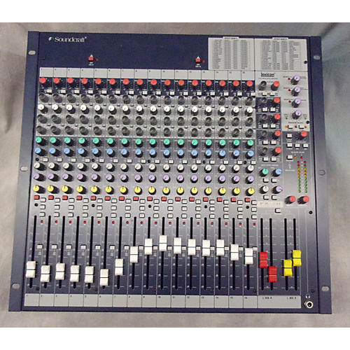 Soundcraft FX16II Unpowered Mixer