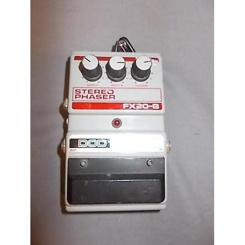 DOD FX20-B Stereo Phaser Effect Pedal