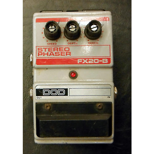 DOD FX20B STEREO PHASER GREY Effect Pedal
