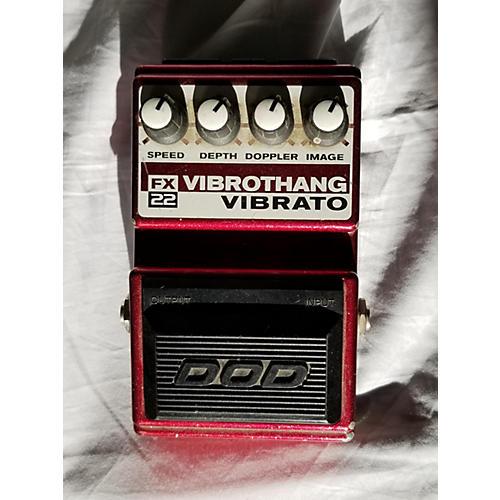 DOD FX22 Vibrothang Vibrato Effect Pedal