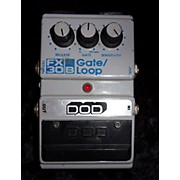 DOD FX30B GATE/LOOP Bass Effect Pedal