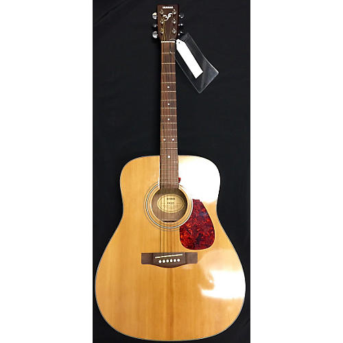 Yamaha FX325 Natural Acoustic Electric Guitar