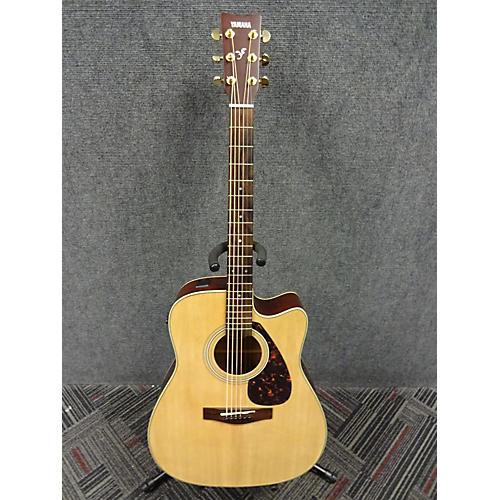Yamaha FX335C Acoustic Electric Guitar-thumbnail