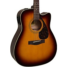 FX335C Dreadnought Acoustic-Electric Guitar Tobacco Sunburst